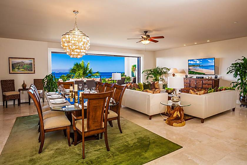 Blue Horizons K308 at Wailea Beach Villas
