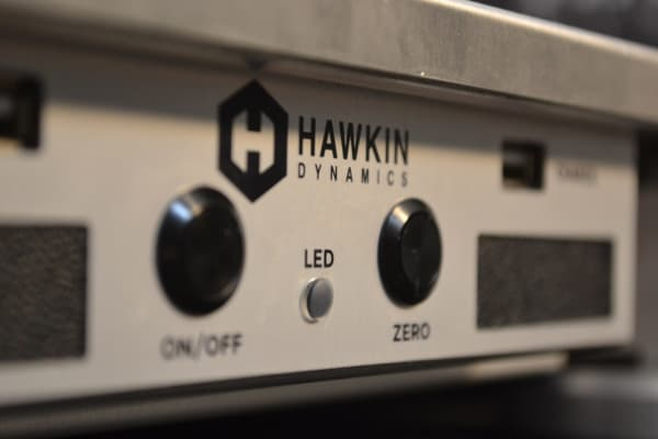 Hawkin Dynamics Force Plates Controls