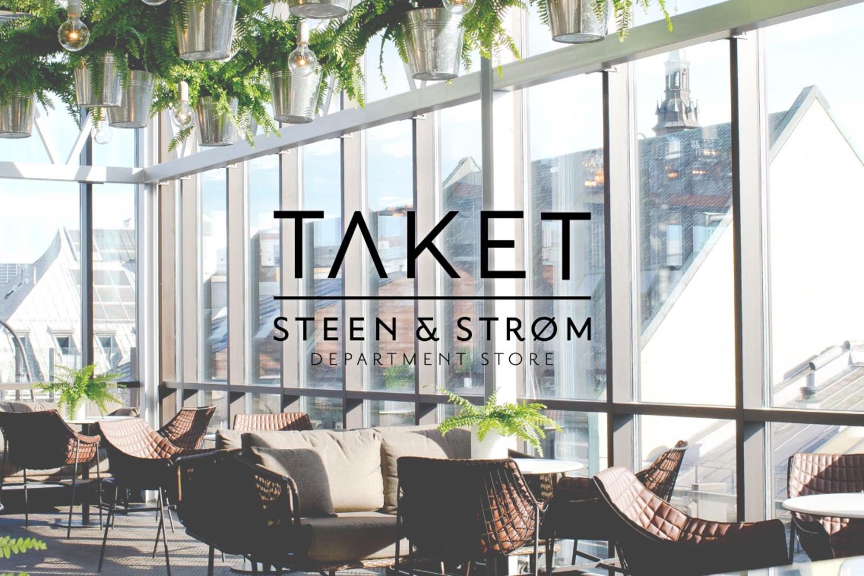 Utleie av TAKET Eventlokale TAKET Steen& Strom fra eventum no