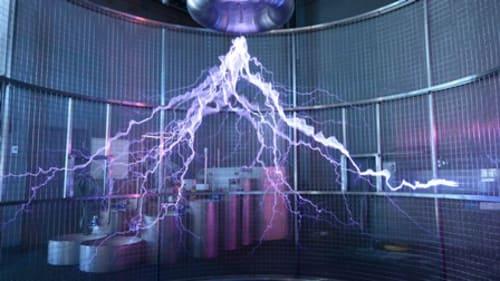 Vitenfabrikken - Energishow i vår utstilling 100% ENERGI