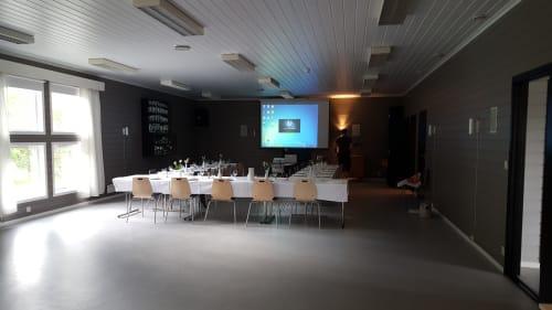Arrangement og Selskapslokaler - Festsalen