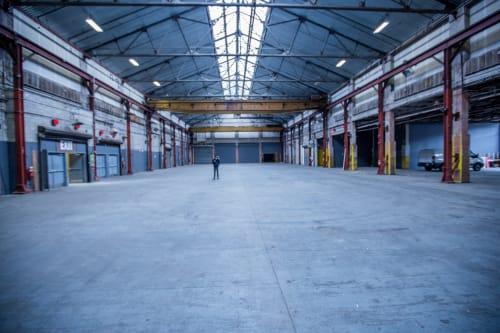 Massive Raw Warehouse