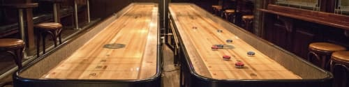 The Basement - Shuffleboard