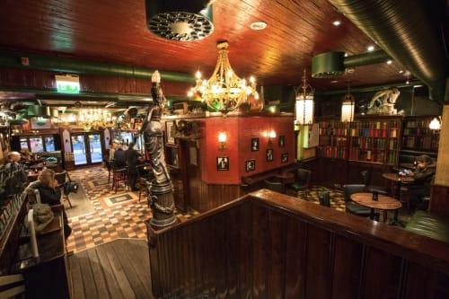 Kjelleren - Hoved bar