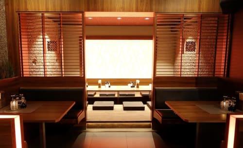 Tatami Space / Chambre Separée