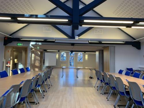 Arrangement og konferanselokale