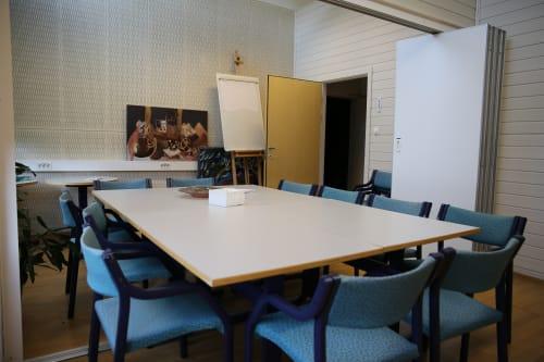 Grupperom - Et enkelt møterom plass til 14 personer