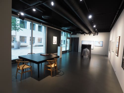 Galleriet - Galleriet - med egen inngang og uteområde på siden