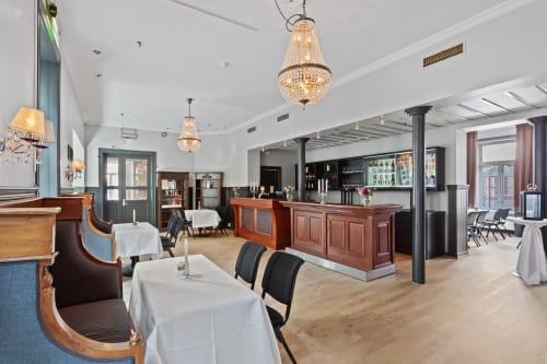 Gamle teatercafe - Salong Halvorsen og Aabel