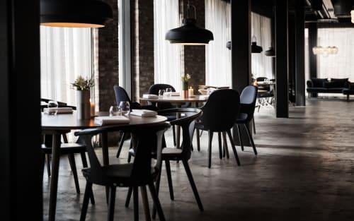 Selskapslokaler - Restauranten