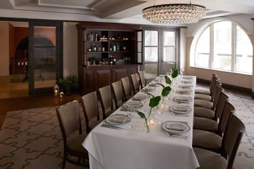 The Corner Room at The Benjamin Hotel