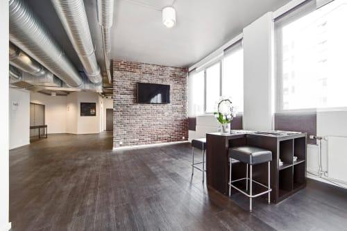 Fleksible saler - Loungeområde
