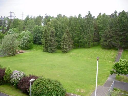 Sommerhagen - Stor Hage på rundt 1500kvm