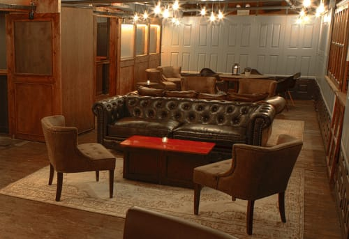 Private Rooms at the 5th & MAD - Mad Room: 40 Seated/ 60 Standing