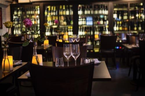 Selskapslokaler og restaurant
