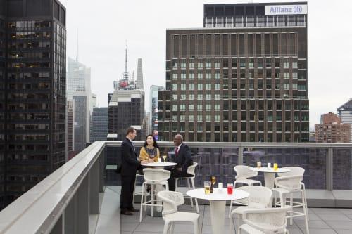 Sky Terrace at the Marriott Central Park