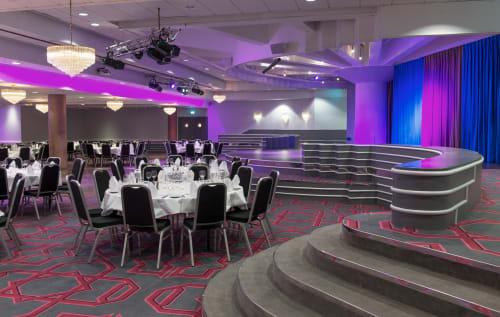Konferanse og møtelokaler - Færdersalen