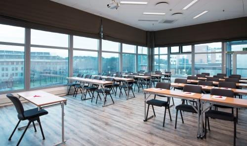 Konferanse og møtelokaler - Zeppelin
