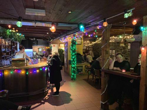 Bar og selskapslokale