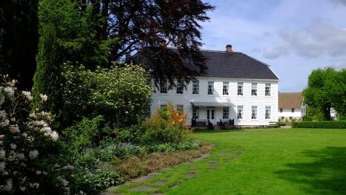 Restaurant og overnatting - Hovedhuset