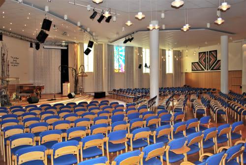 Konferansesal og møterommet - Hovedsalen