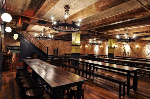 Flatiron Hall - Beer Cellar