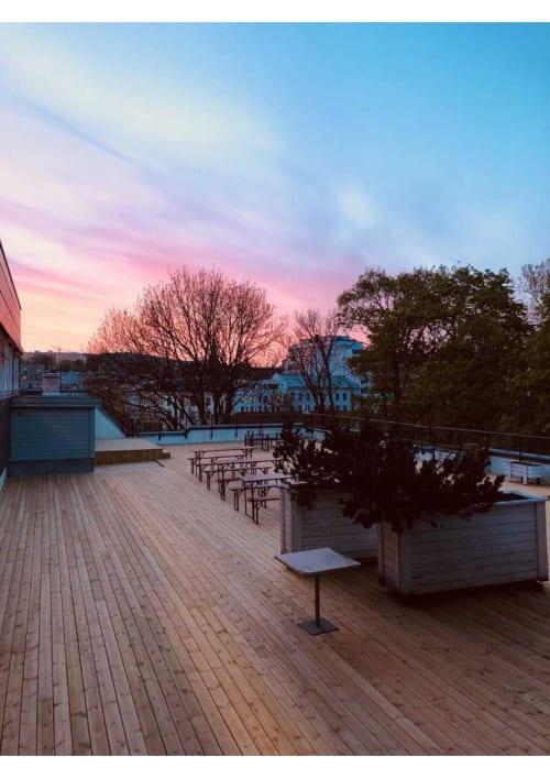 Eventspace med takterrase  - En helt unik takterrase mitt i hjertet av Oslo.