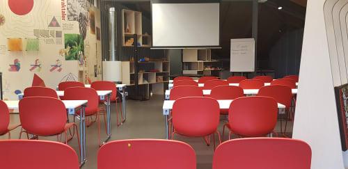 Abelloftet - Rigget for møte på matematikkloftet i 4. etg