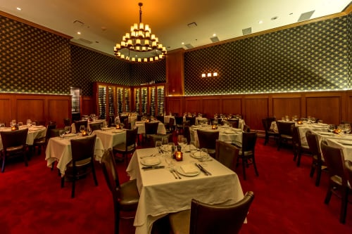 Royal 35 Steakhouse - Main Dining Room