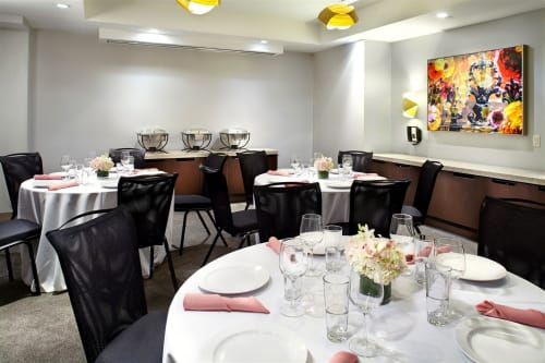 Chelsea Event Rooms at the Cambria Hotel & Suites - Conference Room accommodates 50 guests. 357 sq. ft.