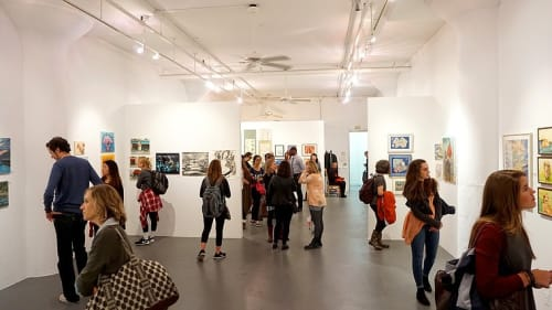 Prime Gallery in Chelsea Art District