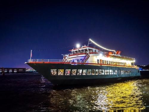 Hudson's Yacht