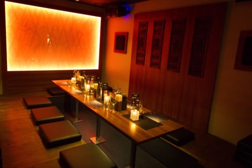 Vinkjelleren - Tatami-room