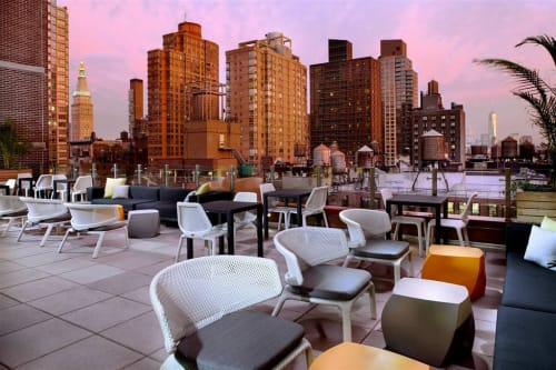 Rooftop & Lounge in Chelsea