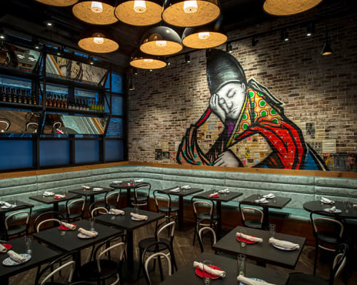 Massoni  - Restaurant: 80 Standing