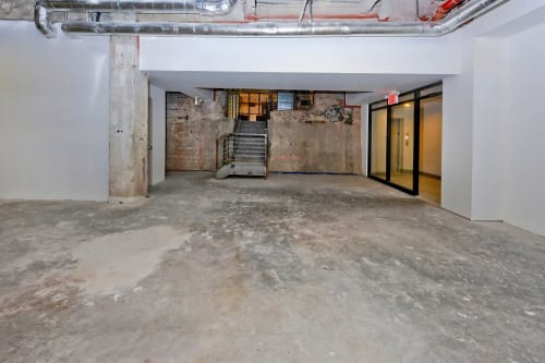 Raw Basement Space