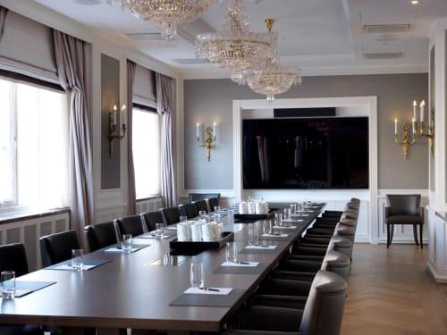 Salen - Salen - møte til 26 personer