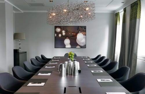 Møterom 6 - Møterom 6 - maks 16 gjester
