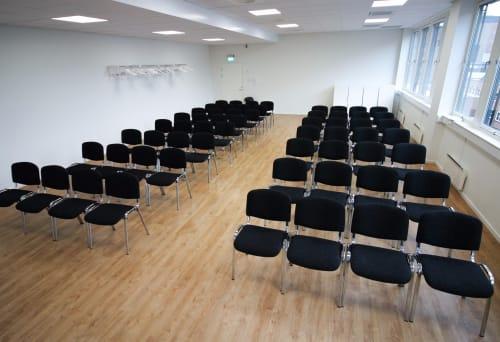 Møtelokale - Ved kinoformasjon