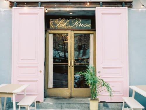 Sel Rrose - Parisian Oyster Bar