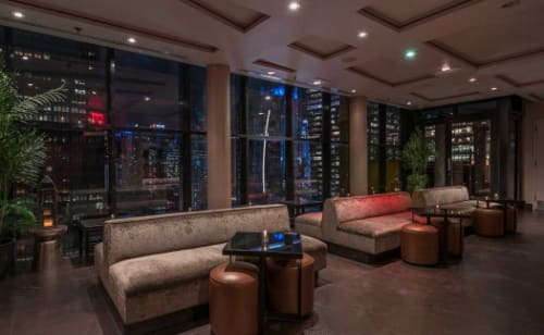 Sky Room - Candlelight Lounge Occupancy: 20 Seated/ 50 Standing