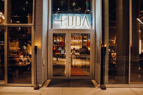 Restaurant Edda + Selskapslokale