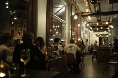 Selskapslokale og Restaurant