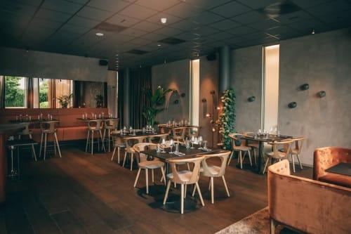 Selskap og Restaurantlokale