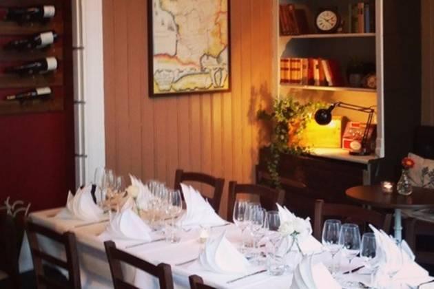 L'ardoise - Selskapsrestaurant