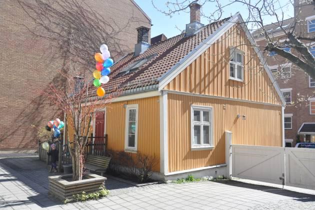 Grendehuset Korsgata 16