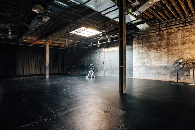 Raw Stage - Studio & Event Space