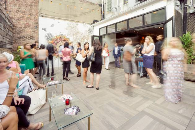 287 Gallery - Raw Space and Outdoor Patio