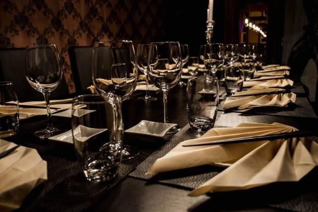 Amber Restaurant - VIP ROM