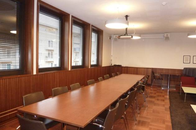 Folkets Hus Strømmen - Møteplassen